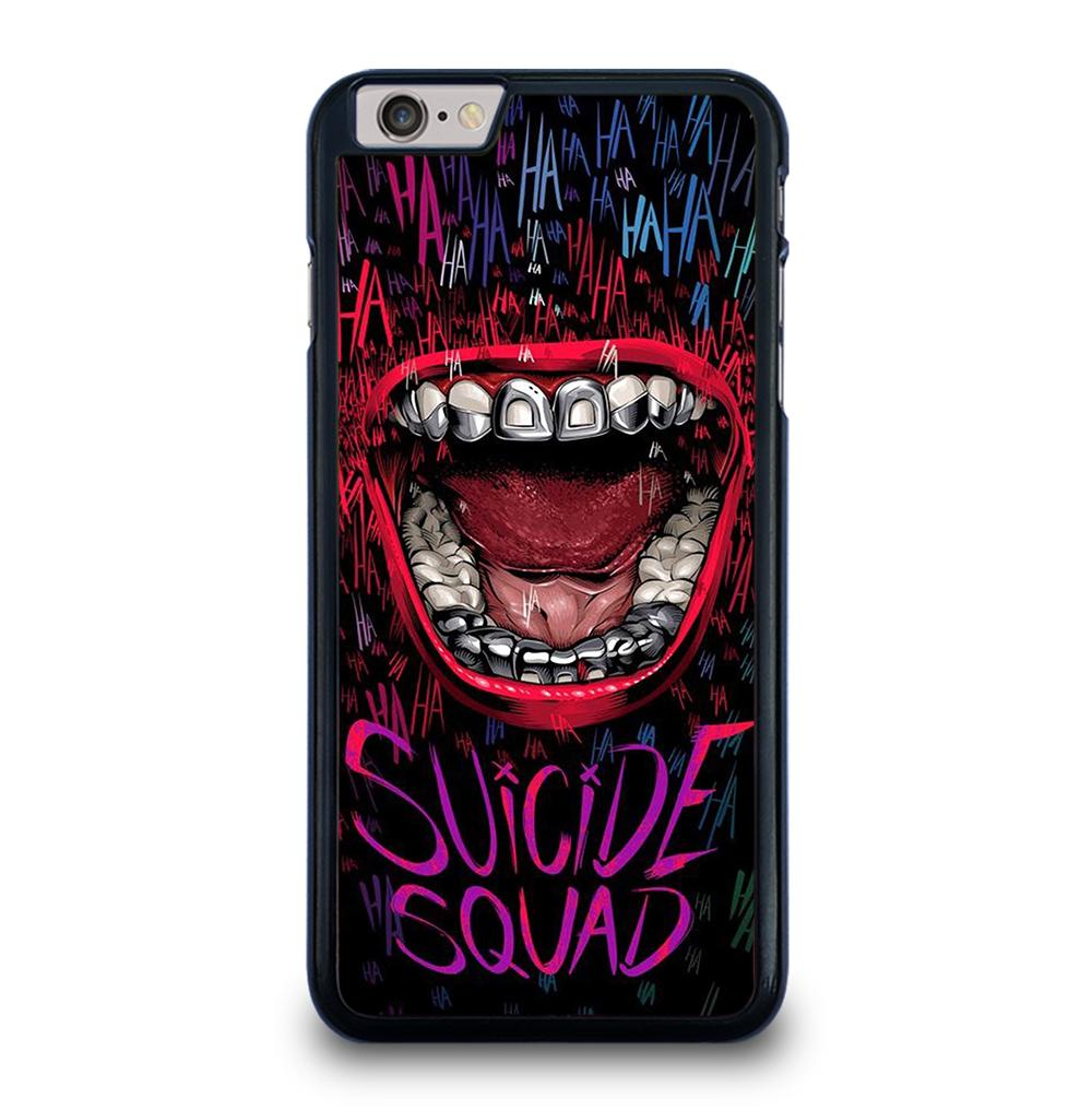 SUICIDE SQUAD MOUTH iPhone 6 / 6s Plus Case Cover
