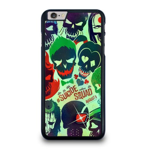 SUICIDE SQUAD POSTER iPhone 6 / 6s Plus Case Cover