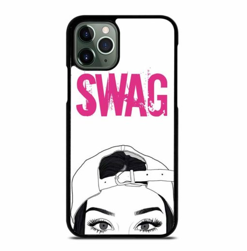 SWAG STYLE GIRL iPhone 11 Pro Max Case