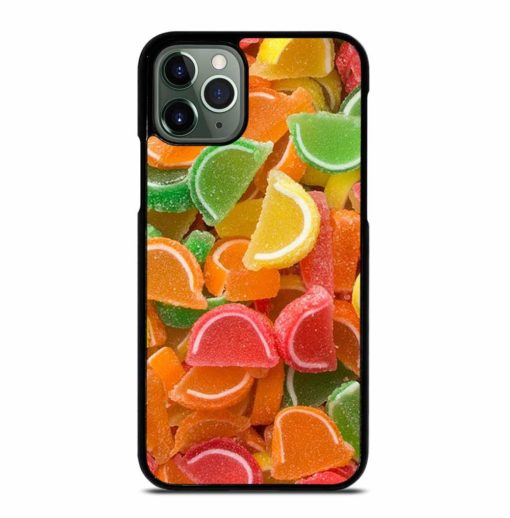 SWEET FRUIT JELLY CANDY iPhone 11 Pro Max Case