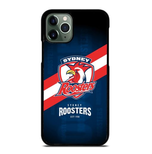 Sydney Roosters iPhone 11 Pro Max Case