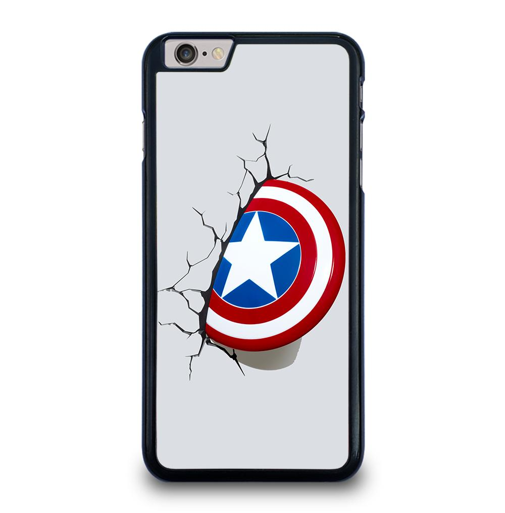 SYMMETRY SERIES CAPTAIN AMERICA iPhone 6 / 6S Plus Case