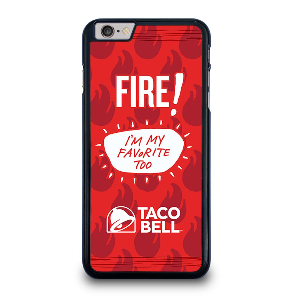 Taco Bell Sauce iPhone 6 / 6s Plus Case Cover