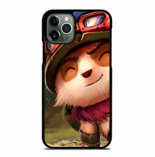 TEEMO LEAGUE OF LEGENDS iPhone 11 Pro Max Case