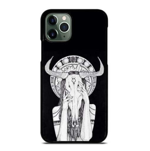 The Great Horned Goat iPhone 11 Pro Max Case