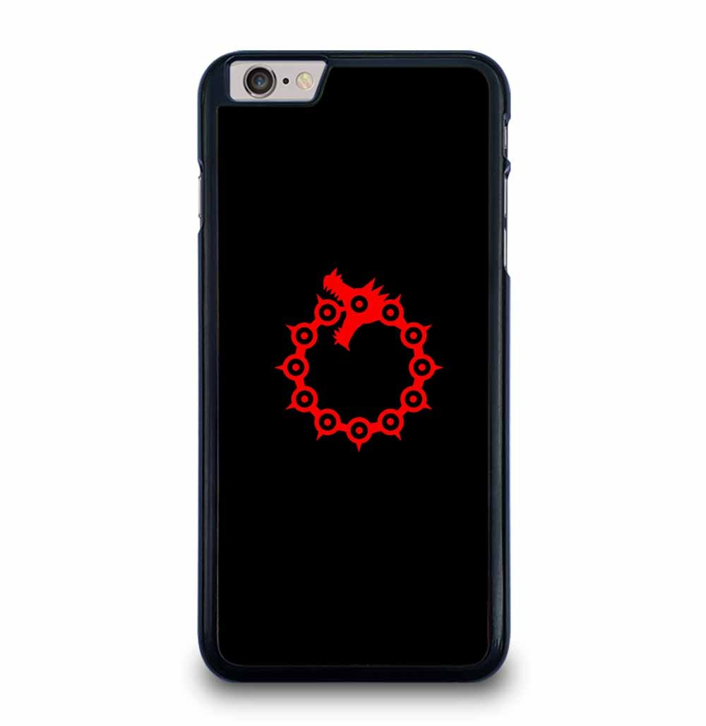 THE SEVEN DEADLY SINS LOGO iPhone 6 / 6S Plus Case