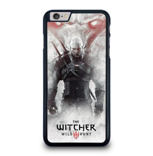 THE WITCHER WILD HUNT iPhone 6 / 6s Plus Case Cover