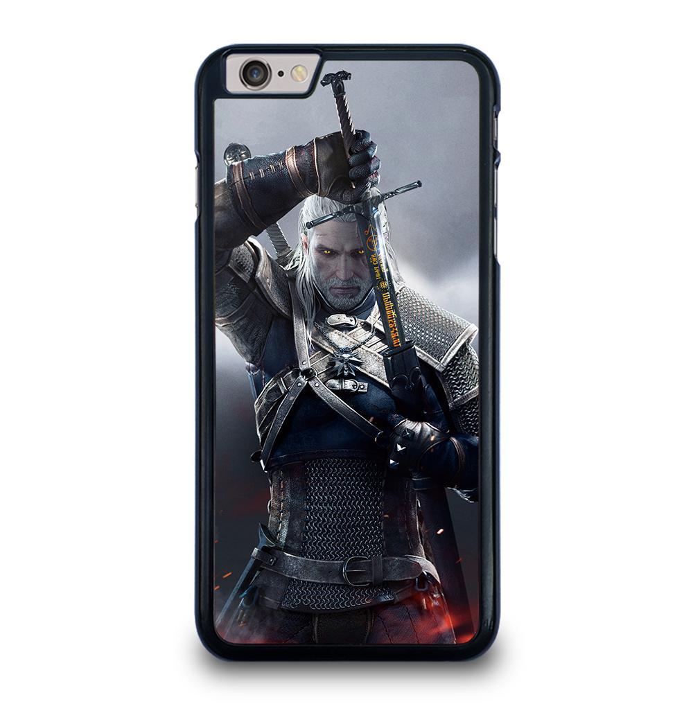 THE WITCHER WILD HUNT WEAPONS iPhone 6 / 6S Plus Case