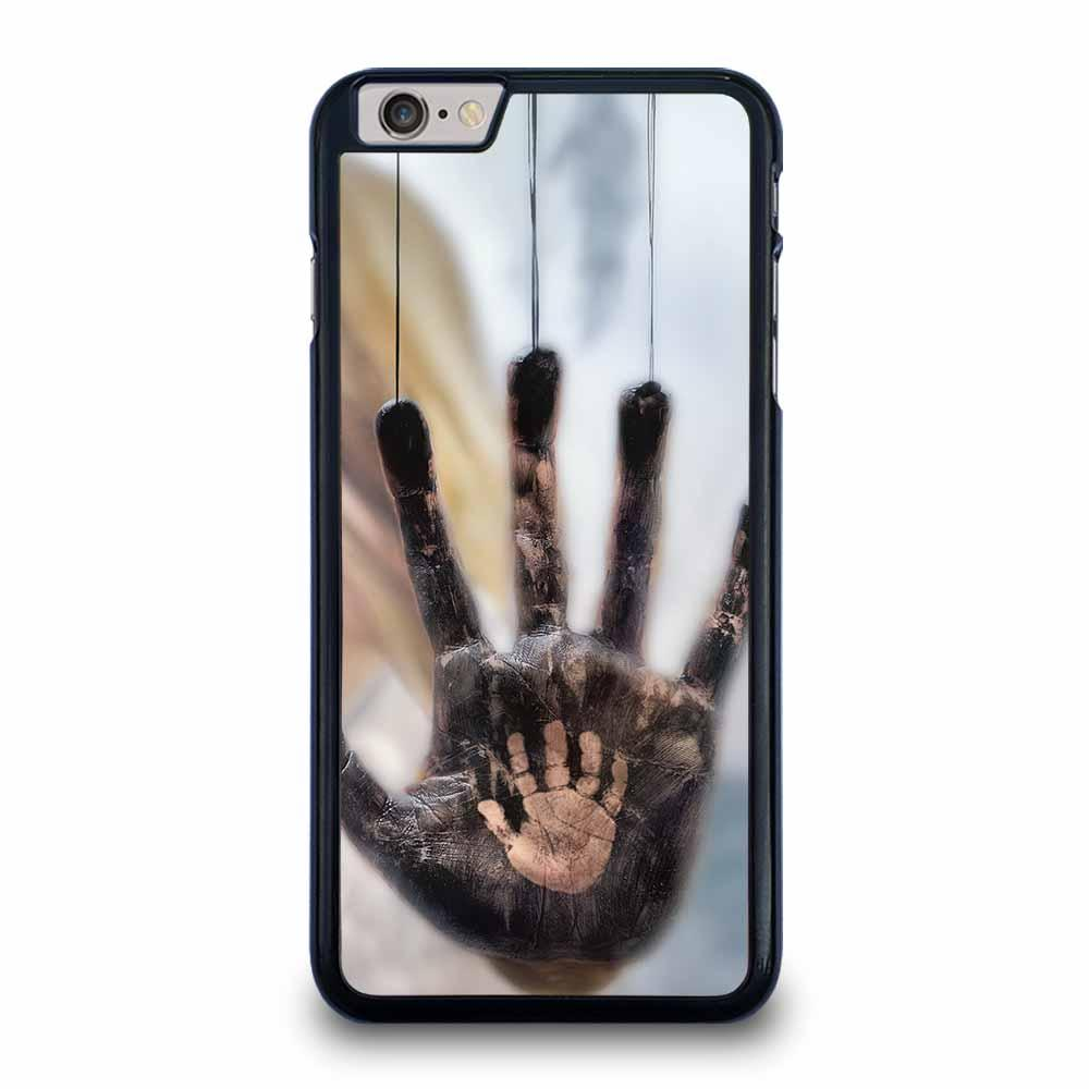 TWO DIFFERENT HANDS iPhone 6 / 6s Plus Case Cover