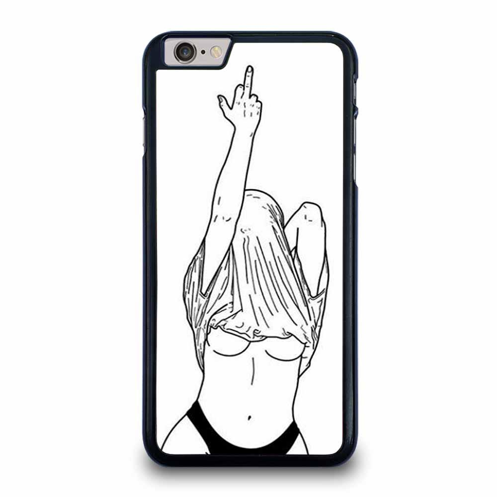 UNDRESSED SKETCH iPhone 6 / 6s Plus Case Cover