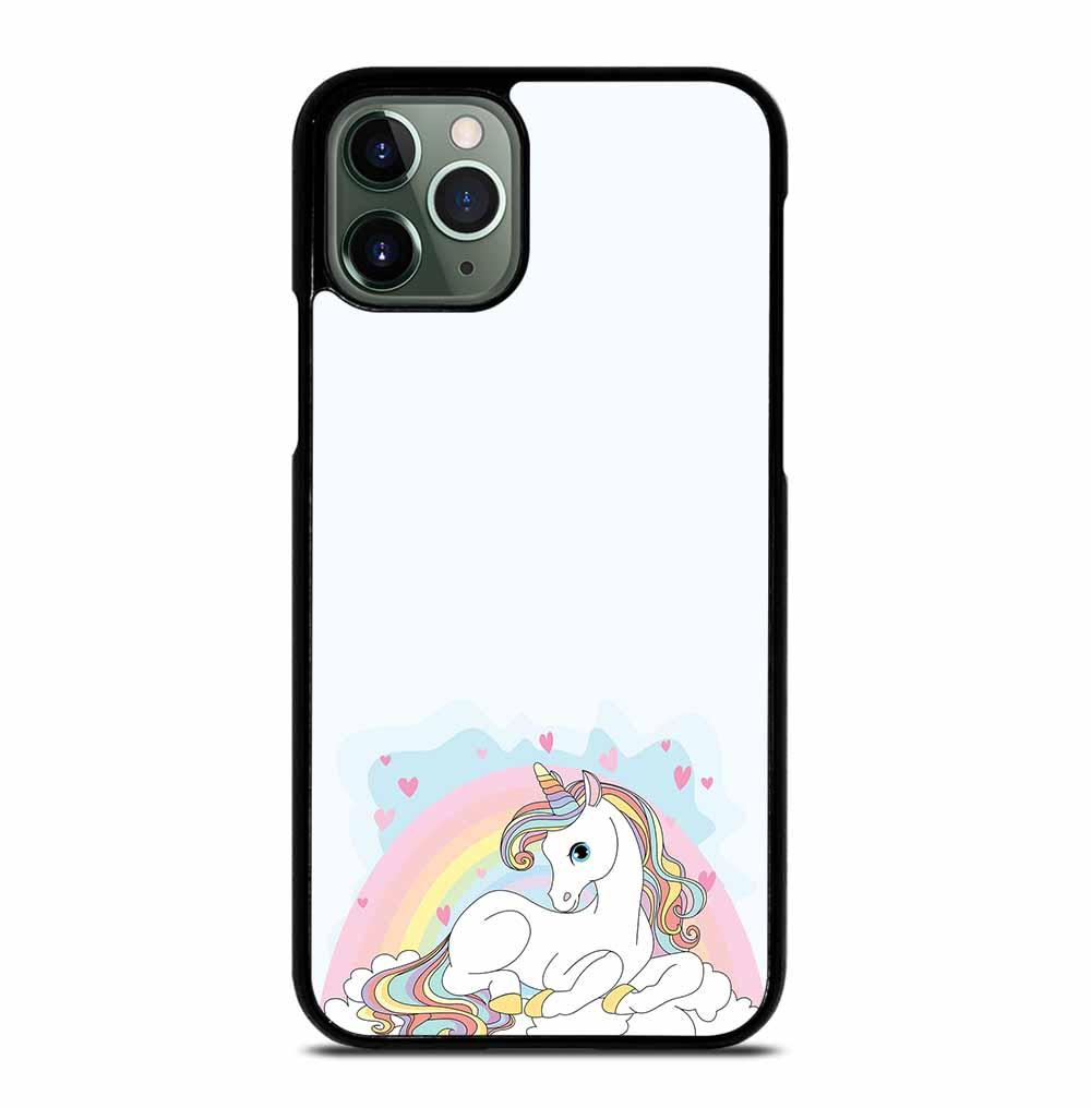 UNICORN RAINBOW CARTOON iPhone 11 Pro Max Case