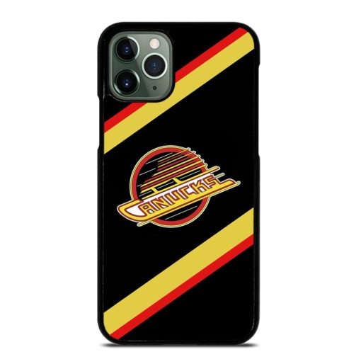 VANCOUVER CANUCKS OLD LOGO iPhone 11 Pro Max Case