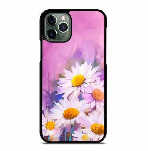VINTAGE FLOWERS PAINTING iPhone 11 Pro Max Case