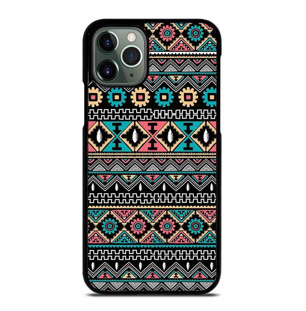 VINTAGE TRIBAL AZTEC iPhone 11 Pro Max Case