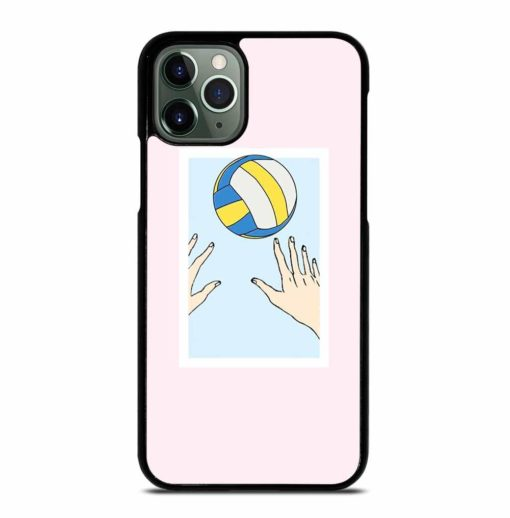 VOLLEYBALL EASY iPhone 11 Pro Max Case