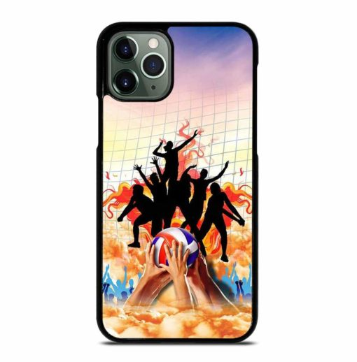 VOLLEYBALL SMASH iPhone 11 Pro Max Case
