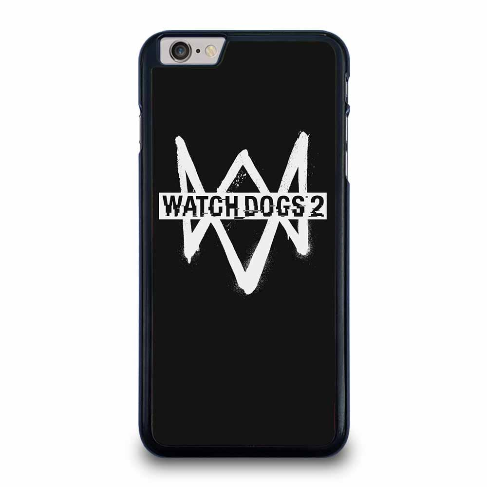 WATCH DOGS 2 LOGO iPhone 6 / 6s Plus Case Cover