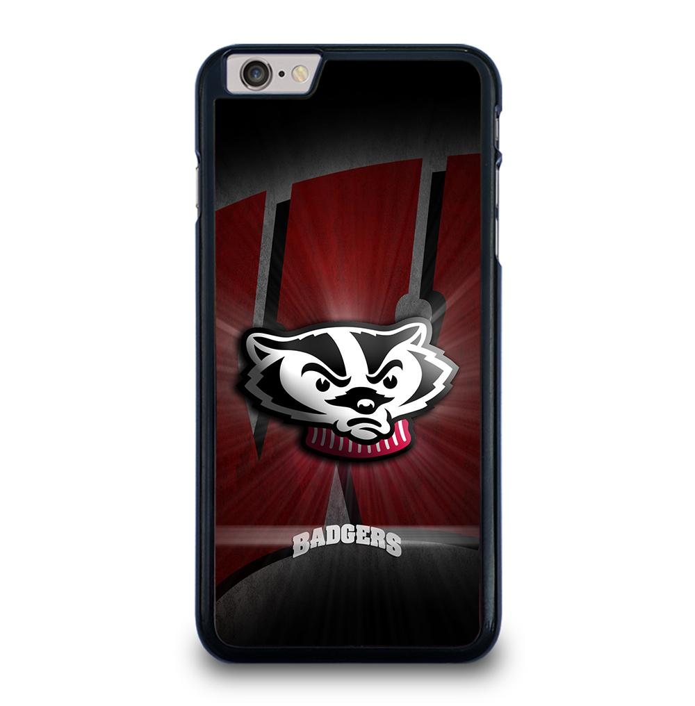 Wisconsin Badgers Logo iPhone 6 / 6S Plus Case