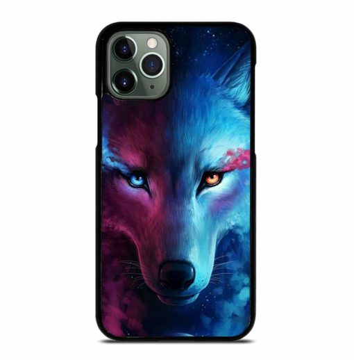WOLF FACE iPhone 11 Pro Max Case