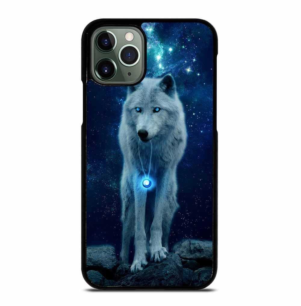 WOLF SPACE iPhone 11 Pro Max Case