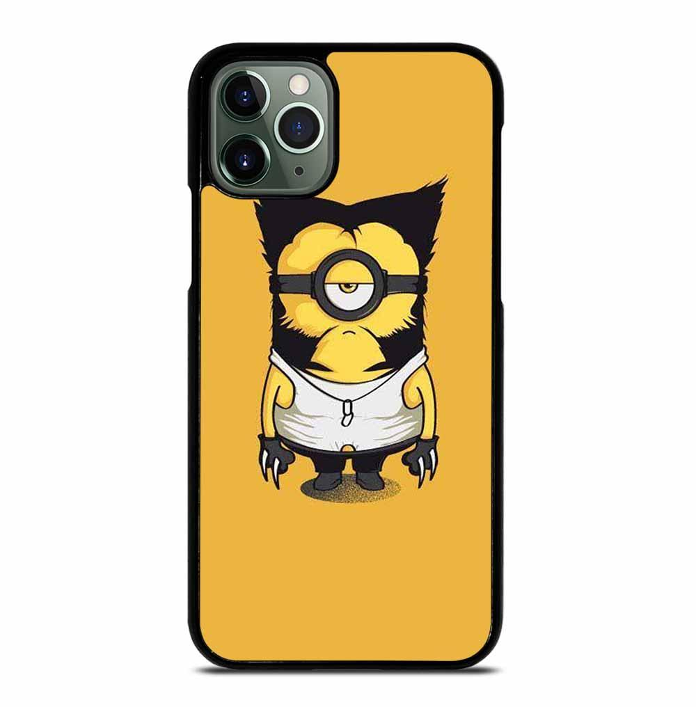 WOLVERINES MINION iPhone 11 Pro Max Case