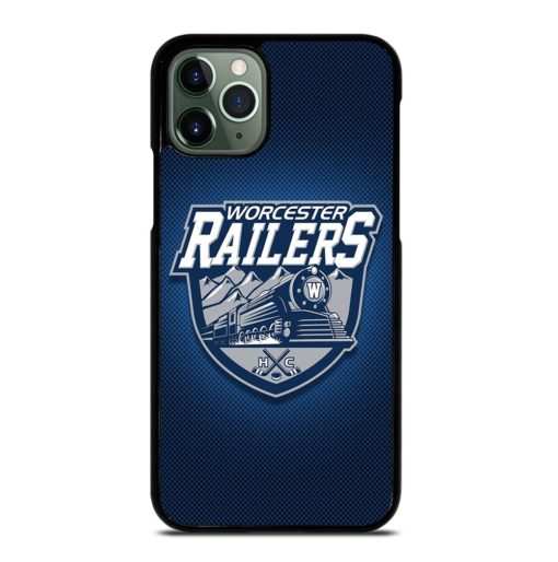 Worcester Railers iPhone 11 Pro Max Case