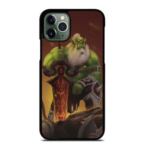 World of Warcraft Legion iPhone 11 Pro Max Case
