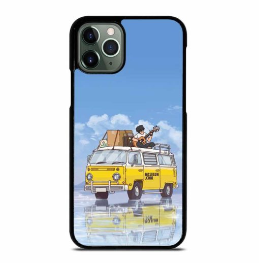 YELLOW VW BUS iPhone 11 Pro Max Case