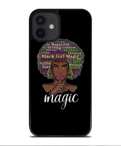2BUNZ MELANIN POPPIN ABA for iPhone 12 Mini Case