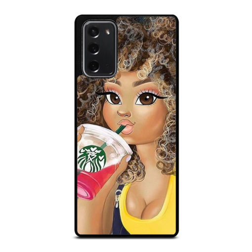 2BUNZ MELANIN POPPIN for Samsung Galaxy Note 20 Case Cover