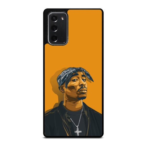 2PAC TUPAC SHAKUR HIP HOP RAP for Samsung Galaxy Note 20 Case Cover
