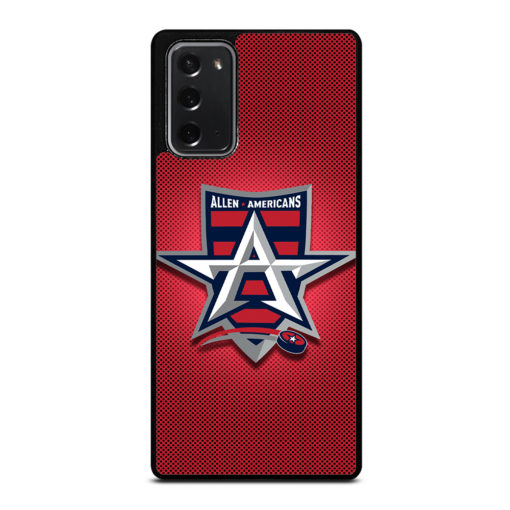 ALLEN AMERICANS for Samsung Galaxy Note 20 Case Cover