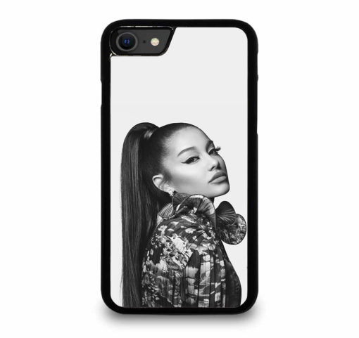 ARIANA GRANDE SEXY CELEBRITY for iPhone SE (2020) Case Cover