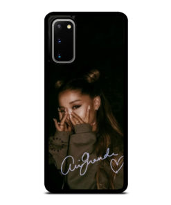 ARIANA GRANDE SIGNATURE for Samsung Galaxy S20 Case Cover