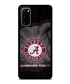 Alabama Crimson Tide for Samsung Galaxy S20 Case Cover