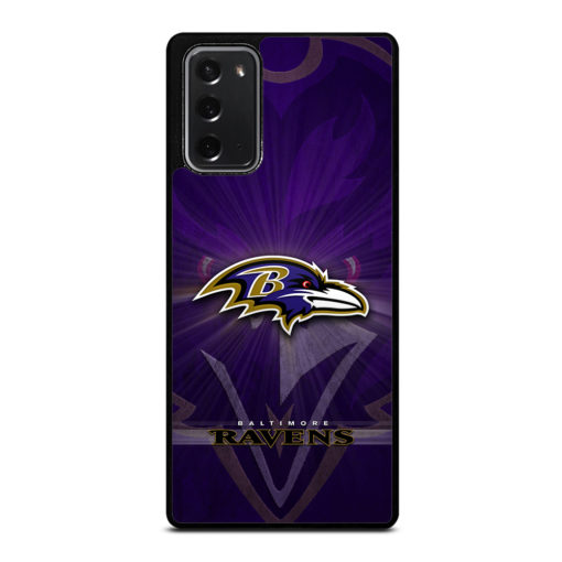 BALTIMORE RAVENS for Samsung Galaxy Note 20 Case