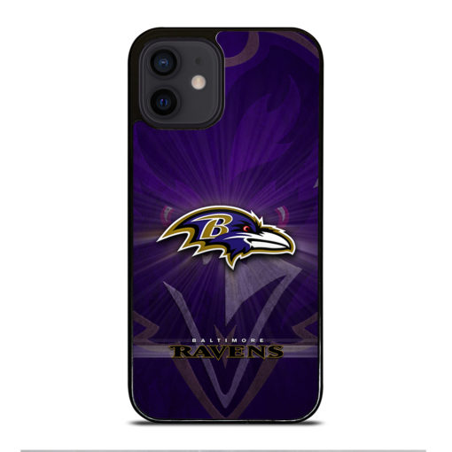 BALTIMORE RAVENS for iPhone 12 Mini Case Cover