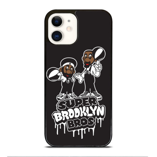 BROOKLYN NETS KYRIE IRVING for iPhone 12 Case Cover