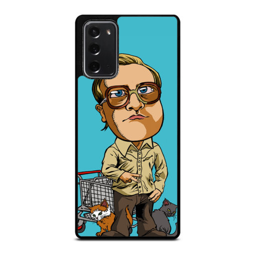 BUBBLES FROM TRAILER PARK BOYS for Samsung Galaxy Note 20 Case Cover