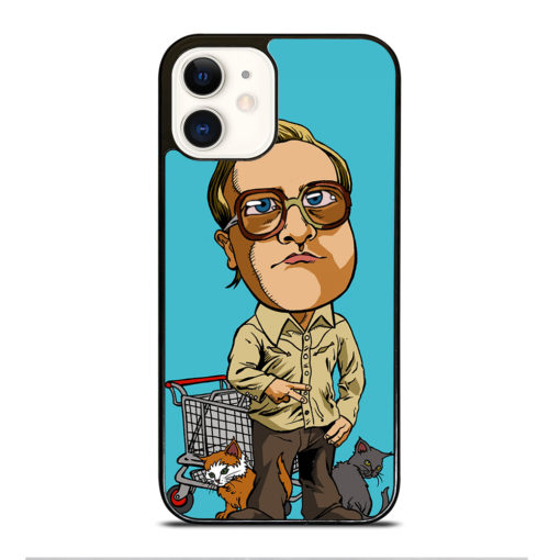 BUBBLES FROM TRAILER PARK BOYS for iPhone 12 Case