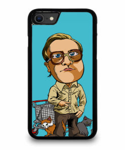 BUBBLES FROM TRAILER PARK BOYS for iPhone SE (2020) Case