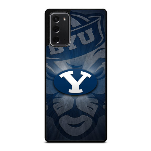 BYU Cougars for Samsung Galaxy Note 20 Case Cover