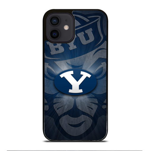BYU Cougars for iPhone 12 Mini Case Cover