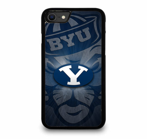 BYU Cougars for iPhone SE (2020) Case Cover