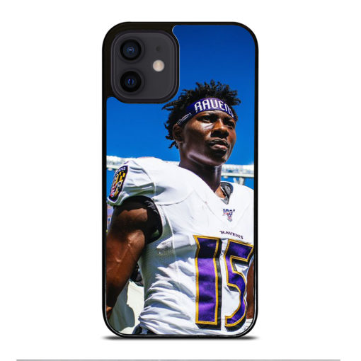Baltimore Ravens Hollywood Brown for iPhone 12 Mini Case Cover