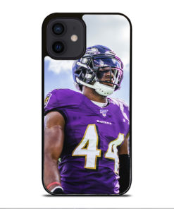 Baltimore Ravens Marlon Humphrey for iPhone 12 Mini Case Cover