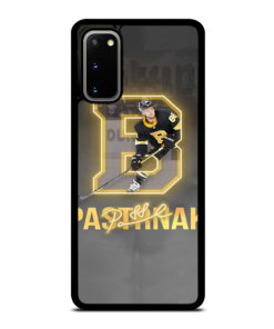 Boston Bruins David Pastrnak for Samsung Galaxy S20 Case
