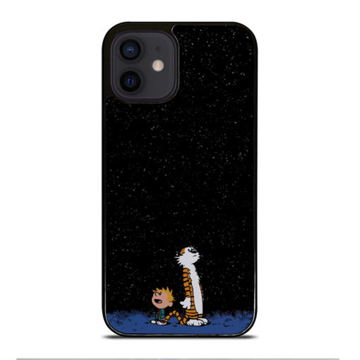 CALVIN AND HOBBES for iPhone 12 Mini Case Cover