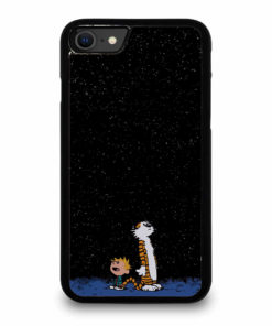 CALVIN AND HOBBES for iPhone SE (2020) Case Cover