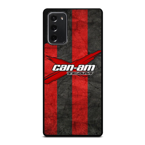CAN-AM TEAM LOGO for Samsung Galaxy Note 20 Case